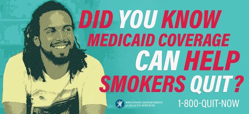 Medicaid Cessation Benefit Billboard